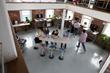 Standing Desk, Standing Desks Chair, Sit-Stand, NeoCon, Ergonomic Furniture