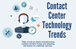 New DATAMARK Infographic Highlights Contact Center Technology Trends