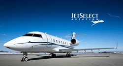 JetSelect Aviation has added a Bombardier Challenger 604 and three Bombardier Challenger 300s to its fleet of private jets for on-demand private jet charter.