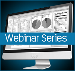 Nutrition Labeling & Compliance Webinars