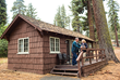 Kings Canyon's Grant Grove Cabins are a warm-weather favorite