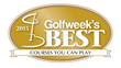 GOLFWEEK  1 Best Course