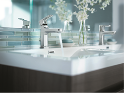 Moen Expands Modern Portfolio With The New Rizon Bathroom Collection