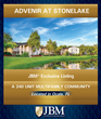 JBM® Institutional Multifamily Advisors Markets Advenir at Stonelake, in Ocala, Florida