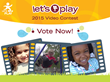 Five $20,000 Playground Build Grants to Be Awarded in 2015 Let's Play Video Contest