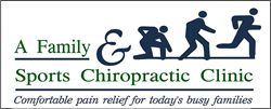 A family & Sports Chiropractic Clinic stress that you get checked out if you have been in an auto accident
