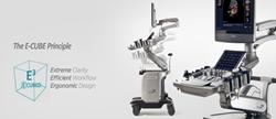ECUBE ultrasound, E-Cube Ultrasound, ALPINION ultrasound