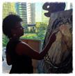 Clara K. Johnson, Mixed Media Artist