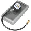 Auto Meter Analog Tire Pressure Gauge, 0-60 PSI