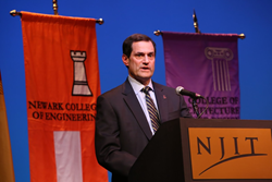 Steven B. Saperstein, of Bridgewater, Receives Alumni Achievement Award from New Jersey Institute of Technology (NJIT)