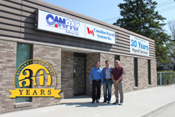 CanPay Payroll Software Celebrates 30 Years of Business in Canada