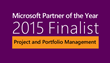 Sensei Project Solutions Recognized as Finalist for 2015 Microsoft Project and Portfolio Management Partner of the Year Awards