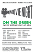 Movie Night on the Green at Marin Country Mart