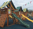 Eastern Jungle Gym Adds Authorized Swing Set Retailer in Carolinas