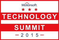 Motionsoft Technology Summit Logo