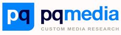 PQ Media logo.