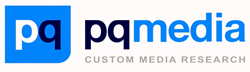 PQ Media. Intelligent data for smarter business decisions. Are you ready? Get the data.