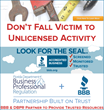 BBB & DBPR Team Up Again to Attack Unlicensed Activity in Florida