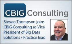 Big Data Analytics Expert Steven Thompson