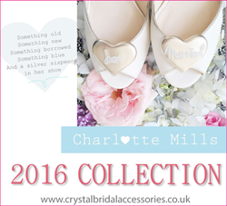 Charlotte Mills 2016 Wedding Shoes