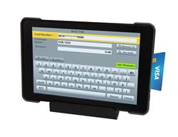 Bevo POS, EMV Ready Rugged Tablet