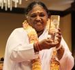 Humanitarian Amma ('The Hugging Saint') Receives Golden Goody Award in Los Angeles