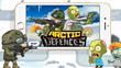 "New No-Cost iOS App ""Arctic Defences"" from Ulrik Motzfeldt is an Epic Multi-Level Battle vs. Zombie Invaders Across Islands, Mountains & Tundra"