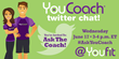"""Youfit® Hosts """"Ask YouCoach®"""" Twitter Chat"""