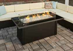 Monte Carlo Gas Fire Pit Table