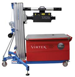 New Virtek Workstation Takes Multi-Tasking to New Heights