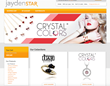 Jayden Star Launches New Website and Reports Record Attendance at JCK 2015