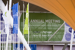 ESHRE 2015 entrance