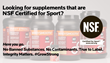 Amid Supplement Industry Turmoil, dotFIT Launches NSF Certified for Sport Product Line