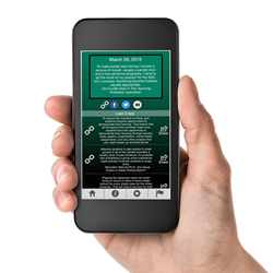 Teaching Professor Tips App Now Available on iTunes and Google Play