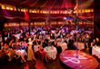 Inside Teatro ZinZanni's Spiegeltent. Photo by Michael Craft.