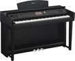 Yamaha Clavinova CVP-700 Series Puts Two World Class Concert Grand Pianos Right at Your Fingertips