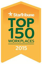 Star Tribune Top 150 Workplace logo