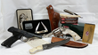 Firearms, Knives, & Military Collectibles