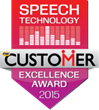Speech Technology excellence Award