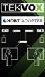 TEKVOX Joins HDBaseT™ Alliance as Adopter Member