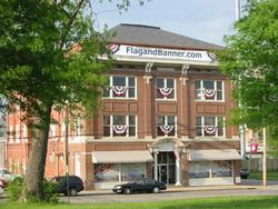 Arkansas' FlagandBanner.com in Little Rock, Ark.
