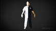Full body scan of Sung Kang for Google Spotlight Stories HELP