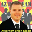 Tempe DUI Lawyer Brian Sloan of The DUI Team Named to Top 40 Under 40 Among Arizona Drunk Driving Defense Lawyers
