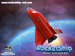 RocketShip Red