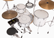 Yamaha DTX502 Hybrid Packs Let Drummers Go Electric With All the...
