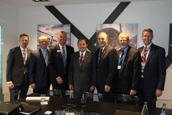 Utah Governor Concludes Western European Trade Mission at Paris Air Show