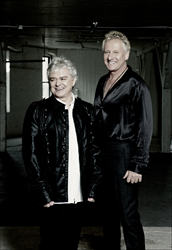 Air Supply will perform January 30th, 2016 in Shipshewana at the Blue Gate Theatre