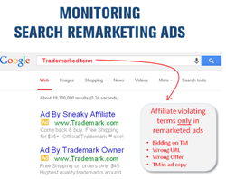 The Search Monitor Launches Monitoring of Remarketing Search Ads in Google Adwords