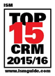Soffront Wins ISM Top 15 CRM Software Award
