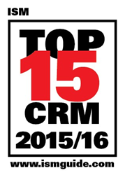 OnContact CRM software wins ISM Top 15 Award